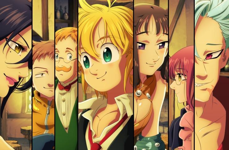 Los mejores animes