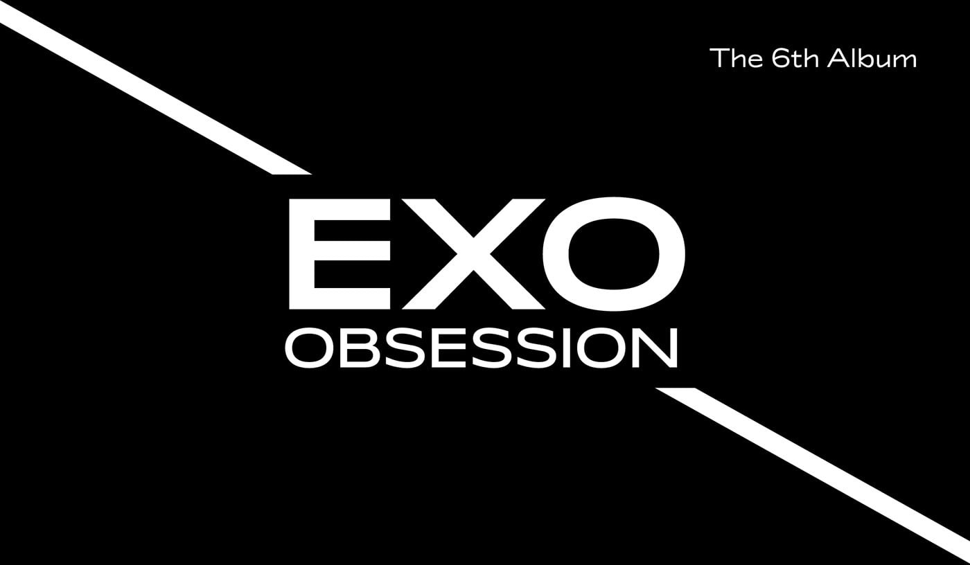 EXO Leaks The Display of Physical Album of 'OBSESSION' Ahead of Release