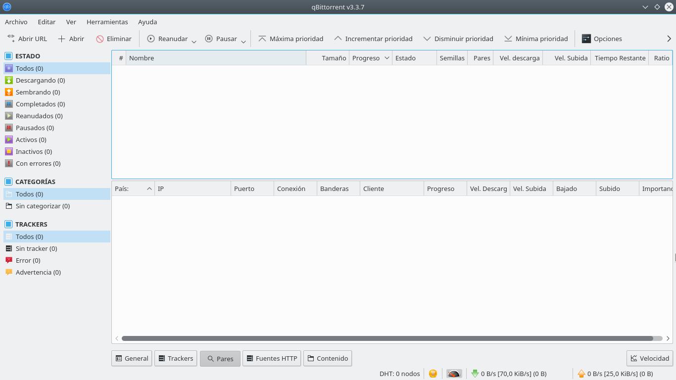 Blog de Informática de Hugo: qBitTorrent: el gestor de archivos ...