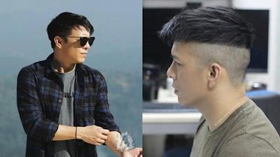 Potongan Rambut Baru Ariel Noah diperkirakan akan menjadi tren gaya rambut di 2020