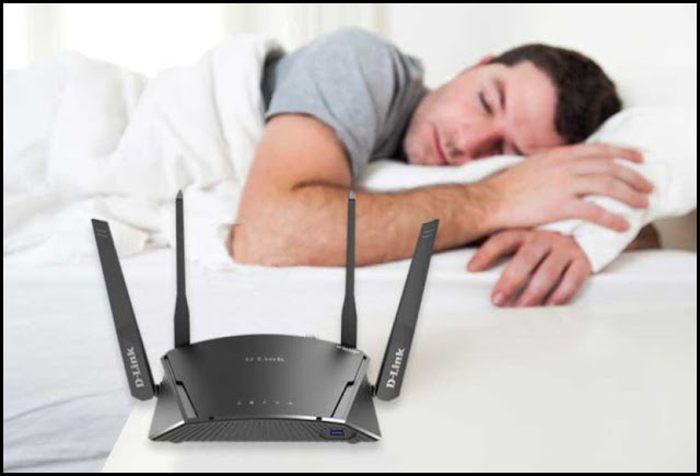 Is It Safe To Have Wi-Fi Router In Bedroom?