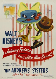 Johnny Fedora and Alice Bluebonnet corto