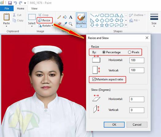Cara mudah mengecilkan ukuran foto lewat HP Android atau smartphone dan laptop