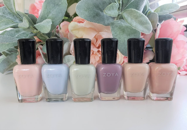 Zoya Calm Collection Spring 2020