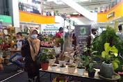 Bursa Tanaman Hias di Solo Grand Mall Diminati Pengunjung