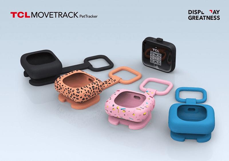 TCL MoveTrack PetTracker