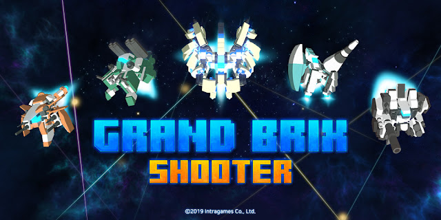 Grand Brix Shooter : This new ship fits like a glove.