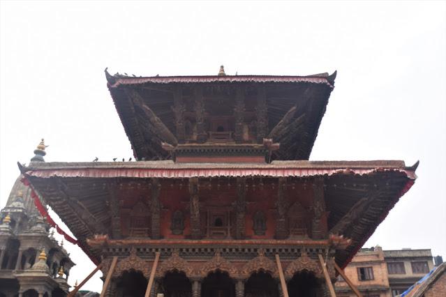 kamasutra Temple nepal