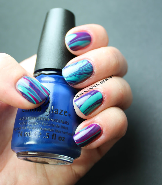 China Glaze Water Marble