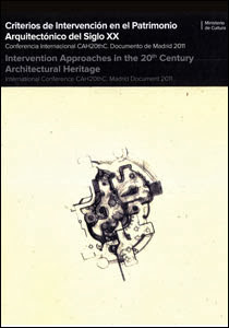 "Casas Baratas"": replacement or preservation.CAH 20thC: Intervention approaches for the 20th century architectural heritage, 2011, ISBN: 978-84-92641-70-3"