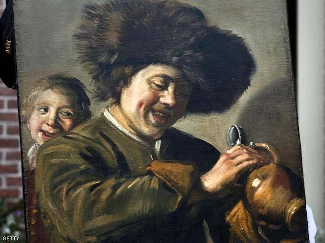 سرقة لوحة نادرة للمرة الثالثة من متحف في هولندا