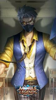 Hanzo Insidious Tutor Heroes Assassin of Skins