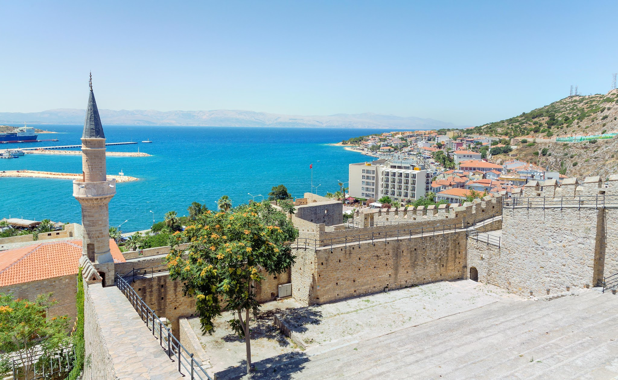 Tourism in Alaçatı ... The splendor of entertainment on the Turkish shores