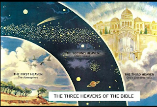 the three heaven in the bible