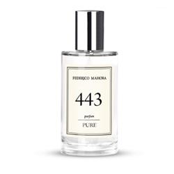 FM 443 Parfum pour Femmes