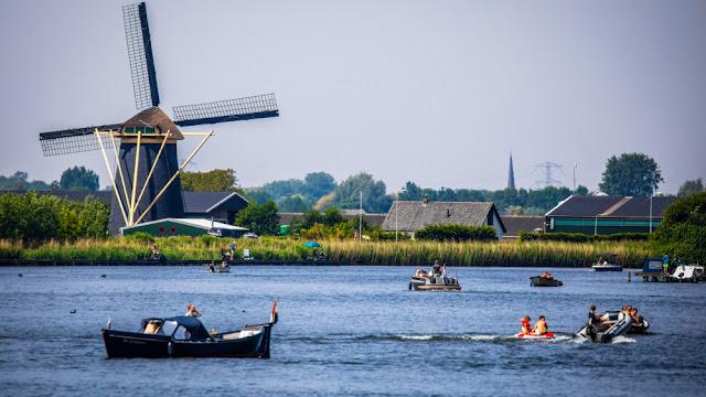 اجواء الصيف تعود مجدداً الى هولندا الأسبوع القادم