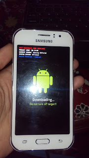 Tutorial Cara Flashing Samsung Galaxy J1 Ace J110G