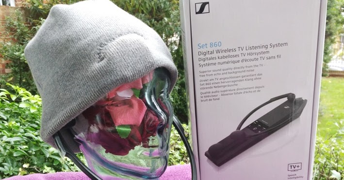 Sennheiser Set 860 Assistive Listening Tv Headphones