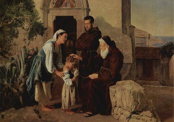 Na Idade Média padres e freiras já abusavam de crianças