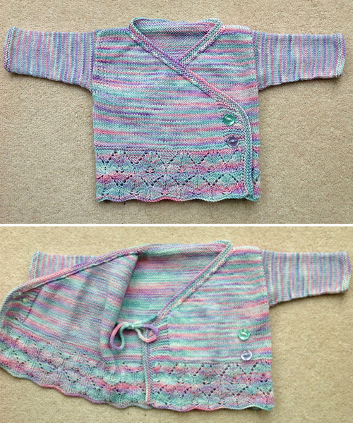 Little Princess Kimono - Free Pattern