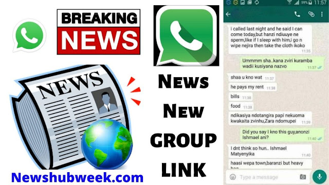 Join 101+ News WhatsApp Group Link