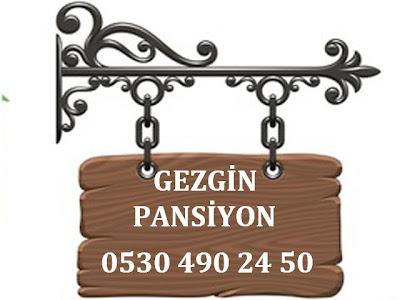 GEZGİN PANSİYON İRTİBAT