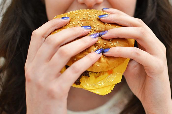 The Glasgow Burgerthon - Five Guys | Wasted Little PJ Scottish Male Lifestyle Blog