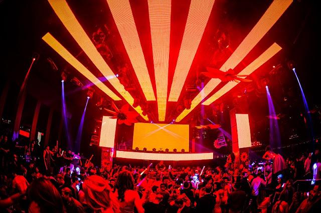 Informações sobre a balada TAO Nightclub em Las Vegas