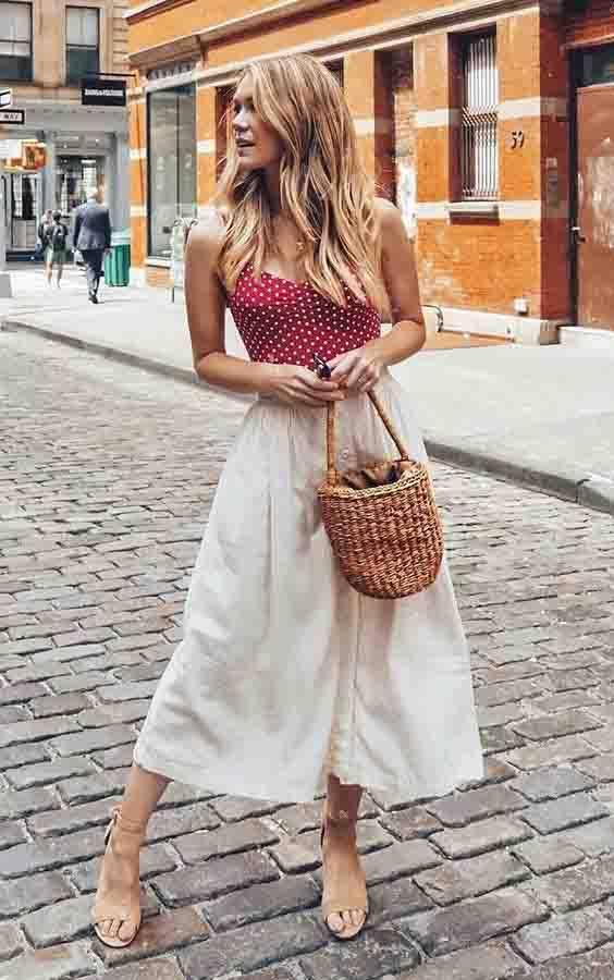 10 looks para quem ama bolsa de palha