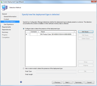Office 2010 Language Pack Deployment in the Software Catalog for SCCM 2012 10