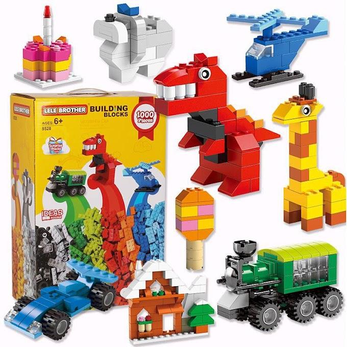 Lựa chọn đồ chơi lắp ráp cho trẻ em