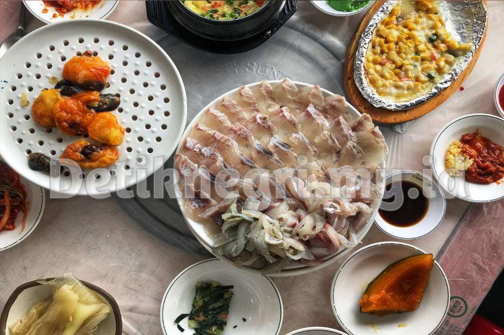 10+ Hidangan Spesial Khas Busan Korea Selatan, Wajib Untuk di Coba!