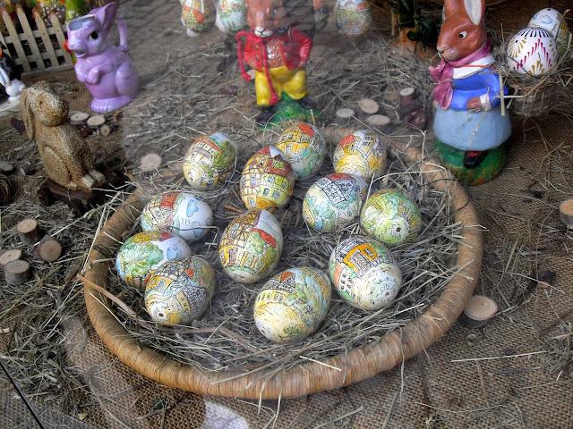 huevos de pascua alemania