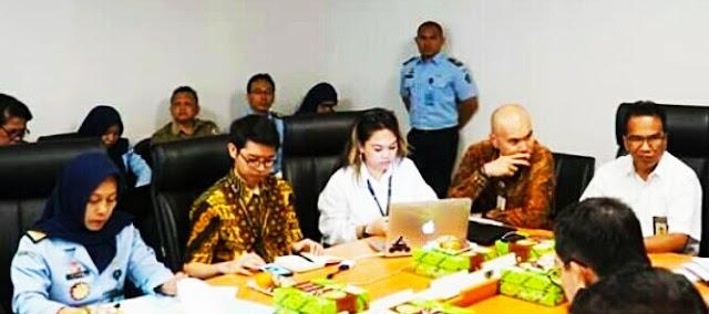Rakor Pengumpulan Data Lap. Pemerintahan Jokowi-JK