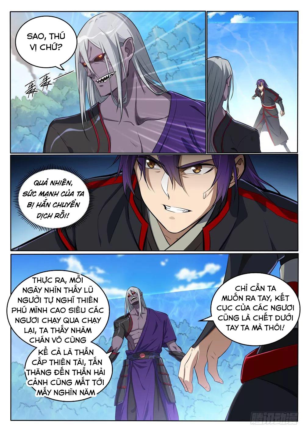 Bách Luyện Thành Thần chap 393 - Trang 4