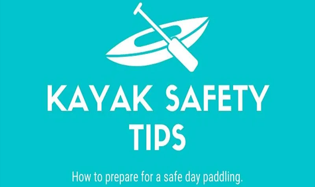 Important Kayaking Safety Tips #infographic