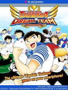 Free Download Captain Tsubasa Dream Team Mod Apk 2018