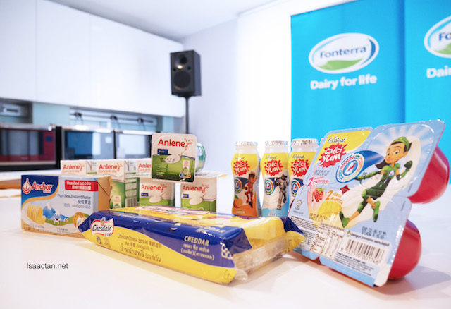 Highest Halal Standards For ALL Fonterra Brands Malaysia products