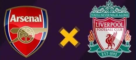 موعد مواجهة ليفربول وارسنال ضمن مباريات الدوري الانجليزي