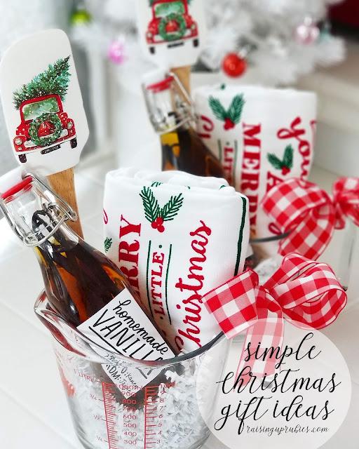 Raising Up Rubies Blog Simple Christmas Gift Ideas