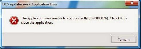 Ошибка 0xc000007b и её решение,