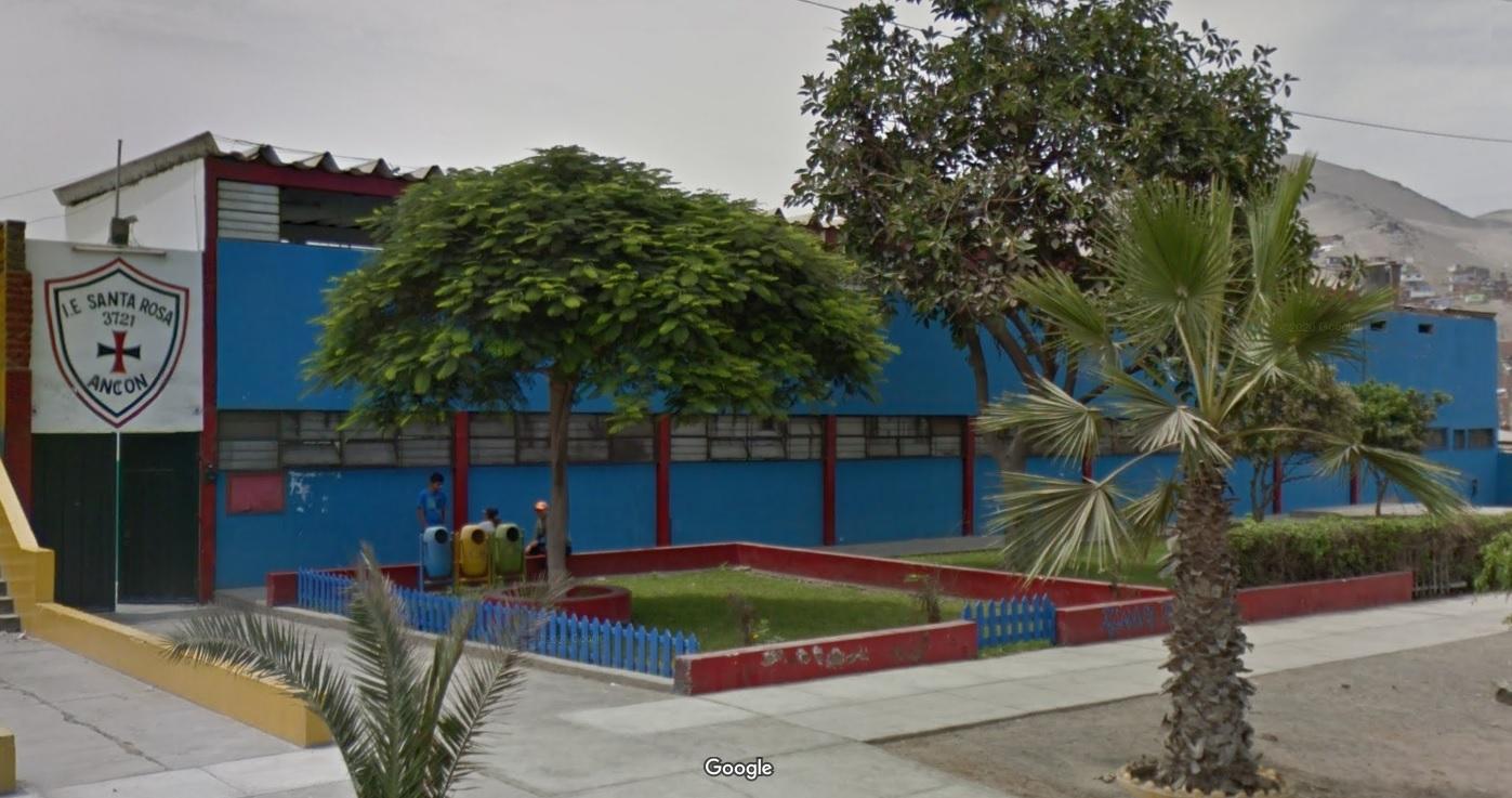 Colegio 3721 SANTA ROSA - Ancón