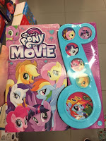 MLP The Movie Play-a-Song Book