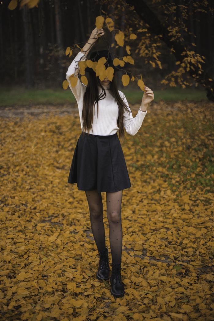 autumn ootd