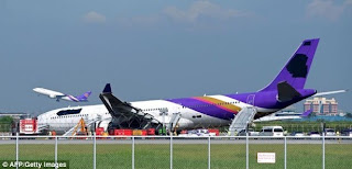 Thai Airways - Streisand Effect