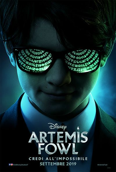Artemis Fowl Disney