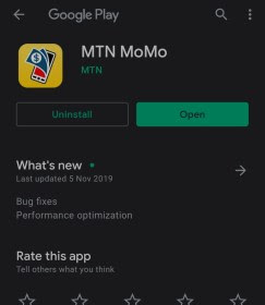 How To Get 500MB Free Data From MTN Momo App And Accumulate Up-to 5GB