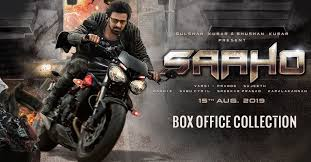 Saaho 1st day collection , Day wise , worldwide