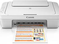 Canon PIXMA MG2540 Printer Driver Download
