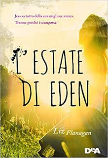 l' estate di Eden, Liz Flanagan - Recensione- trama- libro